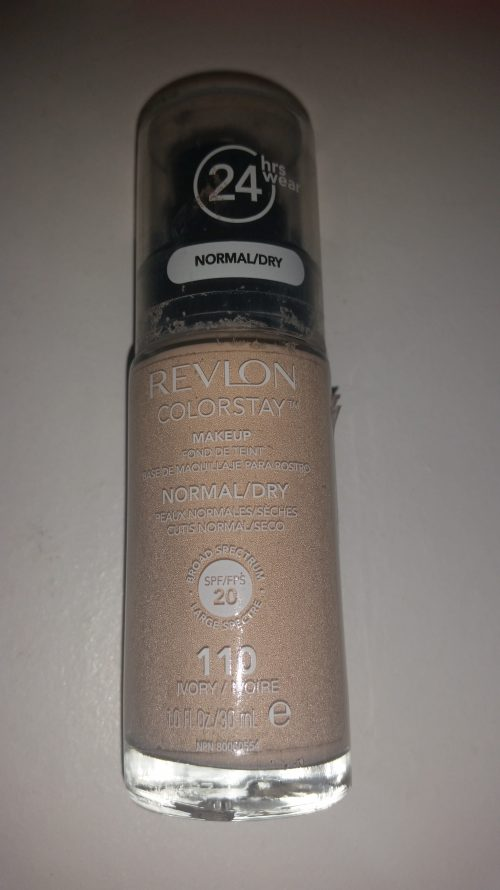 revlon foundation review