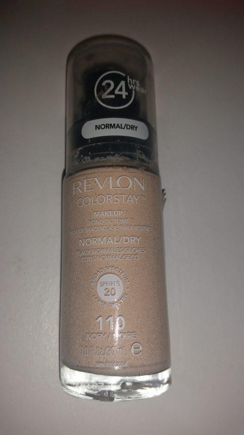 revlon foundation review