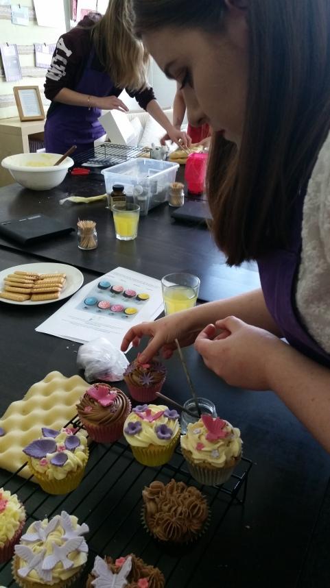 cake baking day