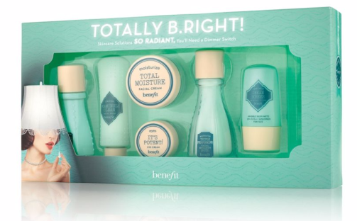 luxury skincare set