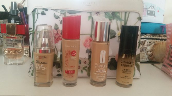 top 4 foundations