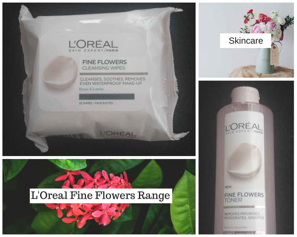 loreal fine flowers range review