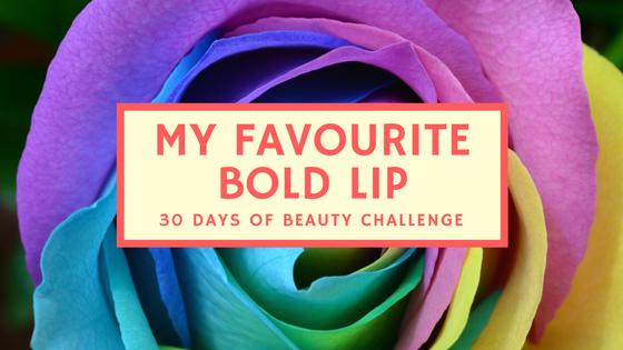 bold lipstick favourites